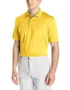 Callaway pour homme Tissu à manches courtes solide Polo