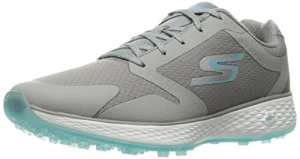 Chaussure de golf Skechers Performance Women's Go Golf Birdie, charbon / bleu