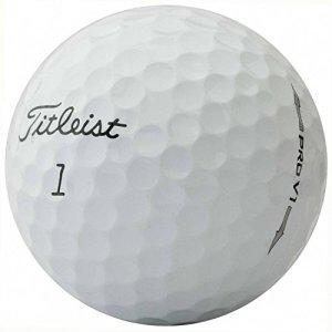 lbcgolf 300Titleist Pro V1Balles de golf–AAAA–Blanc–Lake Balls–Balles de golf Balles pour bassin