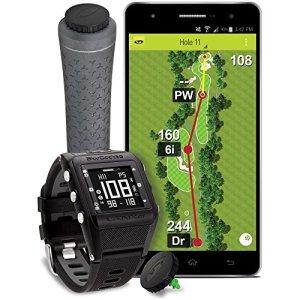 Skycaddie Linx GT montre GPS avec étiquettes, noir