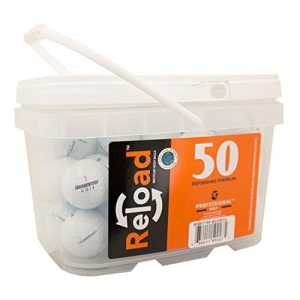 Bridgestone B330rxs Balles de golf de golf de récupération (lot de 50)