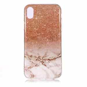 inShang iPhone XR 5.8 inch Coque étui pour téléphone Portable, Anti Slip, Ultra Mince et léger, étui Rigide Fait dans Le matériel de TPU, Housse Mate9 Coque