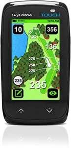 SkyCaddie Touch GPS Golf RangeFinder by Skycaddie