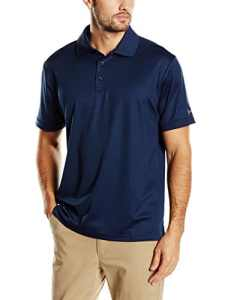 Under Armour Medal Play Performance Polo pour homme XL Bleu – blue – Academy Blue