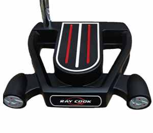 Ray Cook Argent Ray Sr500Noir Spider Putter droitier