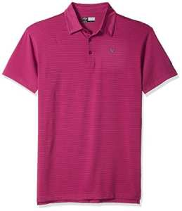 Callaway pour homme Big & Tall Opti-soft Dell ProSupport Choisissez à manches courtes Service Polo, Homme, CGKS7J9X, Hollyhock, 4X