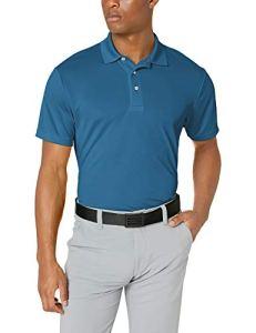 PGA Tour Homme P000546271 T-Shirt de Golf – Bleu – Taille L