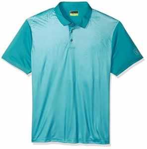 PGA Tour Homme PVKM8005 T-Shirt de Golf – Bleu – Taille M