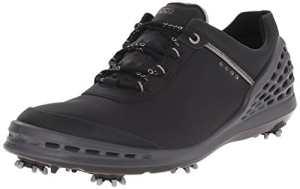 ECCO Men's Golf Cage, Chaussures Homme, Noir (1001BLACK) 39 EU