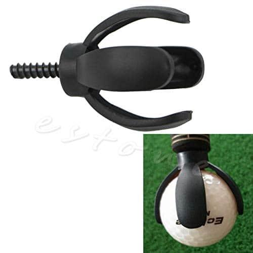 HATCHMATIC 4- Golf Ball Pick Up Retriever Grabber Putter Sucker Nouveau