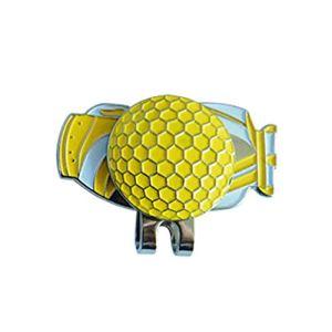 HATCHMATIC Couleur aléatoire Golf Ball Marker Golf Sac de Golf Chapeau Clip Club de Plein air Portable Pratique
