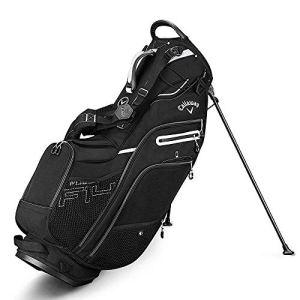 Callaway Golf Fusion 14 Sac avec Support Noir Taille Unique
