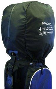 Golfers Club – Pac Hood – housse de pluie – Protection pour sac de golf – Noir – Taille Unique