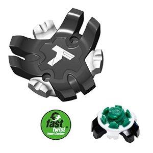 14x Golf filetage Crampons Fast Twist Ultra Grip souple pour la plupart des chaussures de golf Footjoy