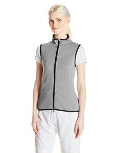 Skechers Women's Whistler Vest, Gray, S