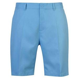 Slazenger Homme Short de Golf Léger 4 Poches Avant Sport Bleu 40