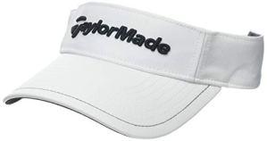TaylorMade Ladies Radar Visor Casquette visière, Blanc (Blanco N6417501), Unique (Taille Fabricant: Unica) Femme