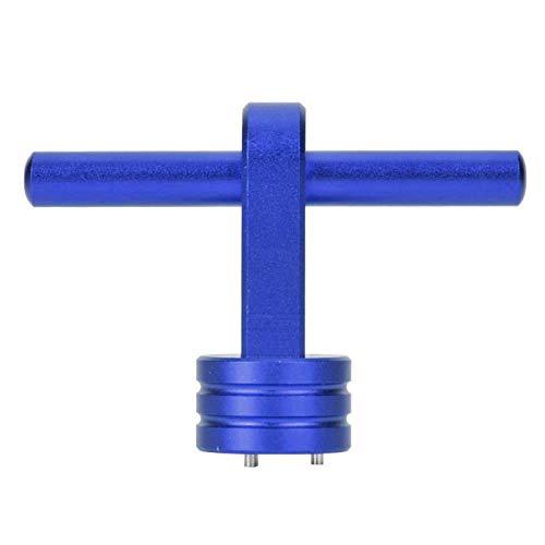 DAUERHAFT Vis clé Outil clé de Putter exécution exquise Solide, pour Accessoires de Pratique de Club(Wrench Dark Blue)