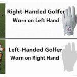 FINGER TEN Gants De Golf Hommes Homme pour PoignEe Paire De Valeur,Gant De Golf Homme Chaud Tous Les Temps Durable en Forme Taille Petit Moyen Grand S M L ML XL (Gris, ML-1 Paire)