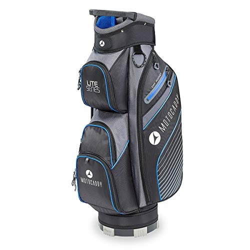 Motocaddy 2020 Lite Series Sac de golf Noir/bleu Taille unique