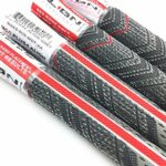 Poignées de golf universelles antidérapantes en coton pour club de golf.