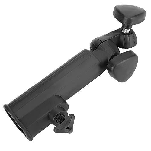 VGEBY Support de Parapluie de Golf, Support en Plastique Universel de Parapluie de Chariot à Poussette de Golf en Plastique pour l'Équipement de Golf de Formation de Golf
