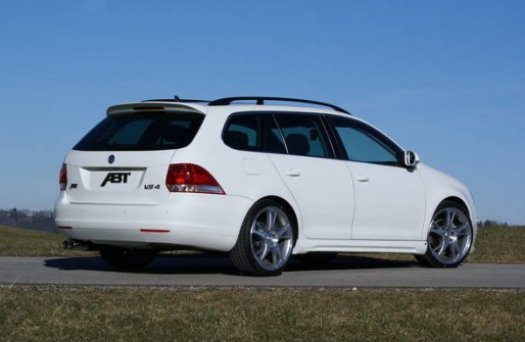 Abt VW Golf Variant VS4
