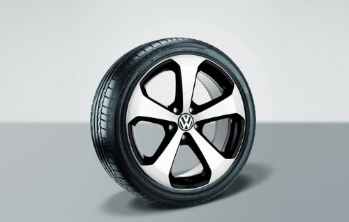 VW Zubehör Komplettrad