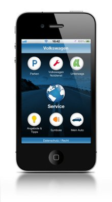 VW App android