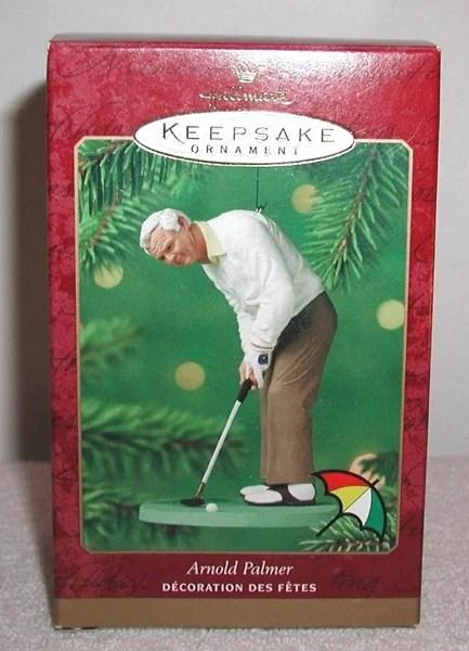 81 Unique Christmas Ornaments For Golf Fans