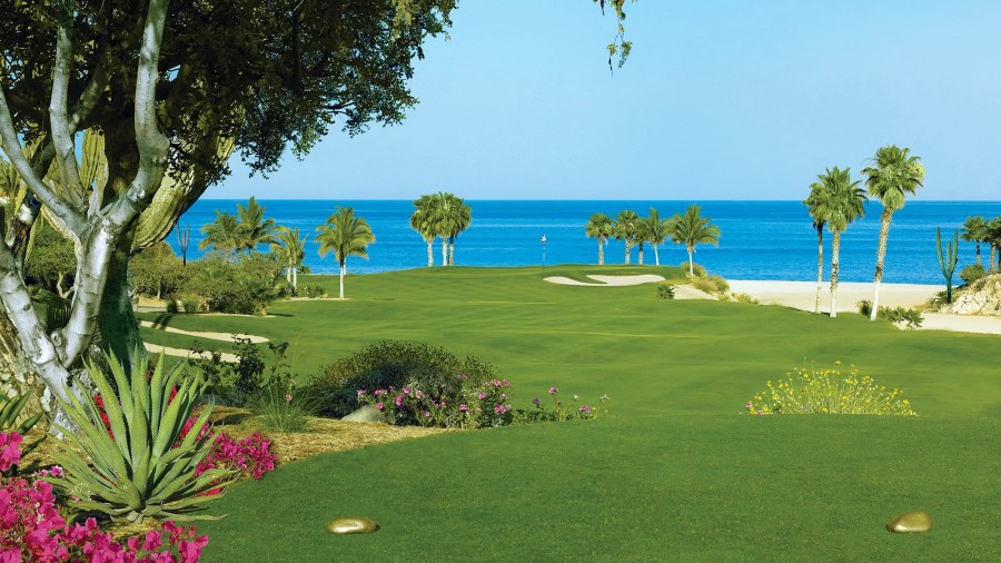 The Best Golf Courses in Mexico palmilla one only jpg