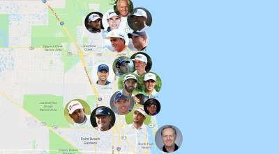 Jupiter, Florida: Professional golf capital of the world