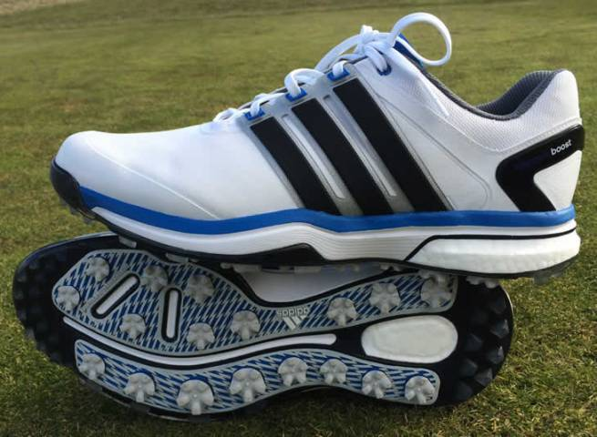 Adidas Adipower Boost Golf Shoe Review   Golfalot Adidas Adipower Boost Golf Shoe