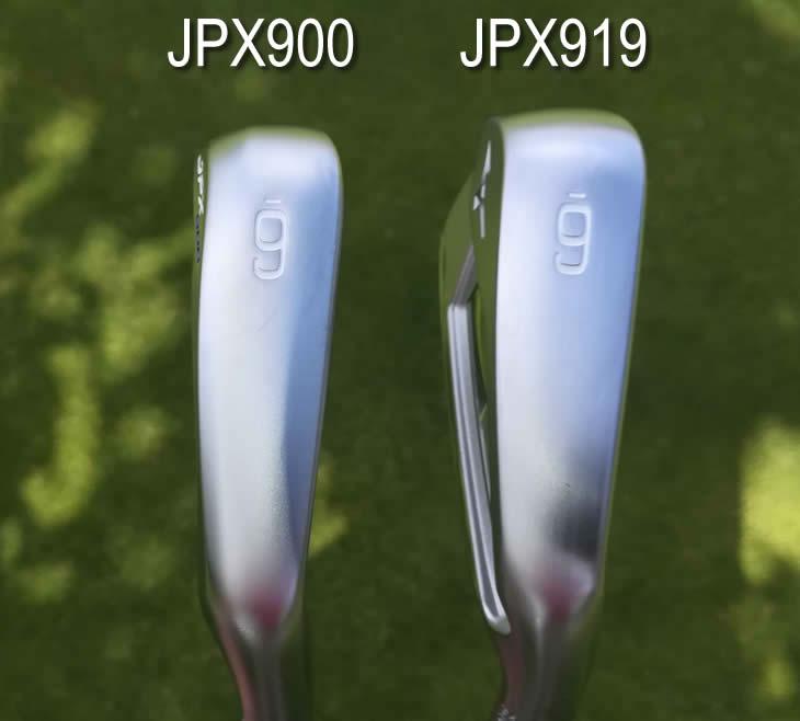 Mizuno JPX919 Forged Iron