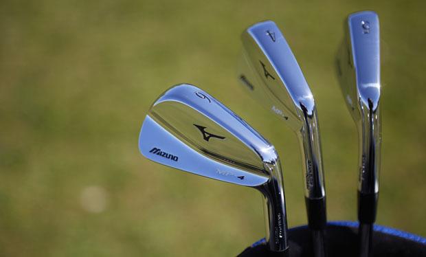 Mizuno MP 4 Irons The Art Of Shotmaking Golfalot