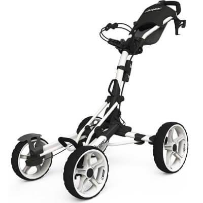 best golf push trolleys review