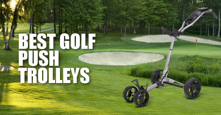 best-golf-push-trolleys