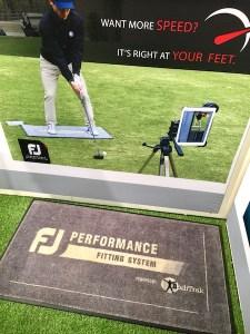 FootJoys Performance Fitting System