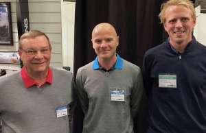 Mikael Friberg, Patrik Bäckbom och Joakim Gustavsson