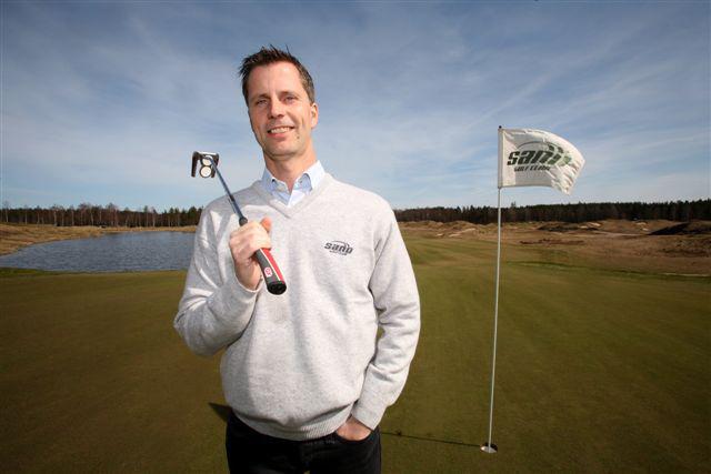 Foppa vill anlagga golfbana