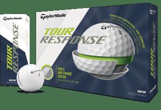 TaylorMade Tour Response golfboll