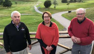 HaningeStrand Golfklubb och Husby Golfklubb går samman.