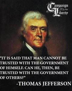 Howard_Jefferson eigen regering vertrouwen