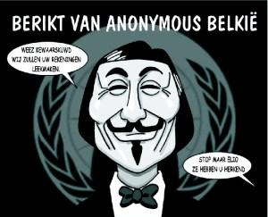 Anonymous di Rupo
