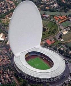 Den Doofpot, stadion Cl. Brugge