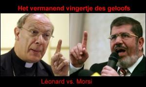 Léonard vs Morsi