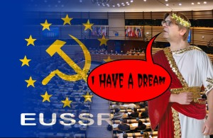 Verhofstadt I have  dream