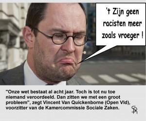 Van Quickenborg racist