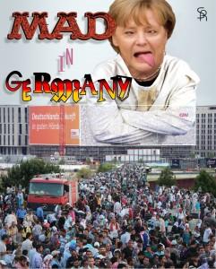Merkel mad