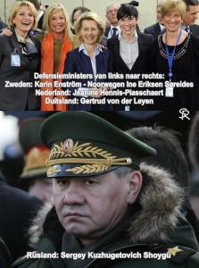 Defensieministers